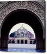 Stanford University Memorial Church Canvas Print