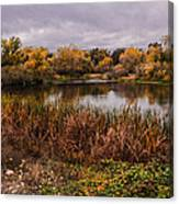 Stanislaus Watershed Canvas Print