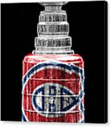 Stanley Cup 7 Canvas Print