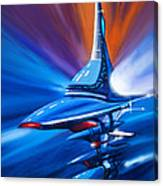 Star Drive Canvas Print