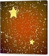 Star Gazers Canvas Print