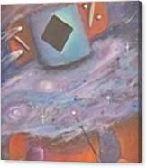 Star Kachina Canvas Print