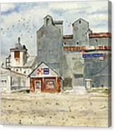 Star Mill Canvas Print
