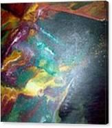 Star Nebula Canvas Print