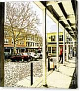 Starbucks - Doylestown Canvas Print