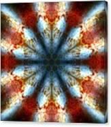 Starburst Galaxy M82 IIi Canvas Print