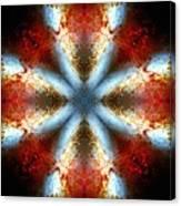 Starburst Galaxy M82 V Canvas Print