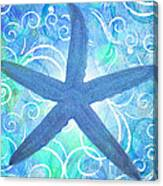 Starfish By Jan Marvin Canvas Print