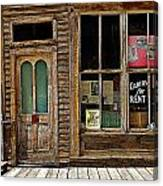Stark Store And Hotel - Ep Canvas Print