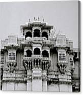 Stark Udaipur Canvas Print