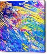 Starlight Starbright Canvas Print
