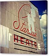Starlite  Canvas Print