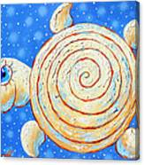 Starry Journey Canvas Print