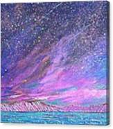 Starry.....starry Night Canvas Print