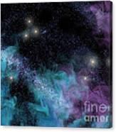 Starscape Nebula Canvas Print