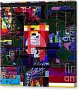 Start With Alef 7e  Canvas Print
