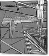 Startle Canvas Print