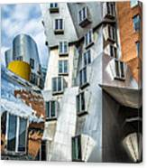Stata Building 1 Canvas Print
