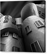 Stata Center Canvas Print