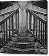 State Street Stairs Canvas Print