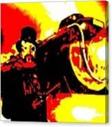 Steam Punk Style Canvas Print