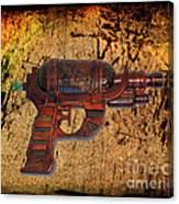 Steampunk - Gun - Ray Gun Canvas Print