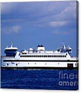 Steamship Authority Ferry Canvas Print