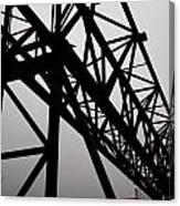 Steel Lift Canvas Print