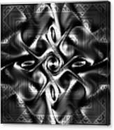 Steel Magnolia Canvas Print