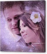 Stellar Couple Canvas Print