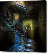 Step Into The Light Canvas Print