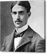 Stephen Crane (1871-1900) Canvas Print