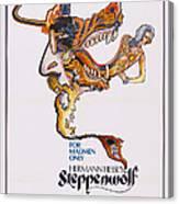 Steppenwolf, Poster Art, 1974 Canvas Print