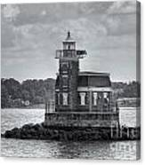 Stepping Stones Lighthouse II Canvas Print