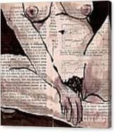 Sterility 387 Canvas Print