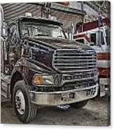 Sterling Truck Canvas Print