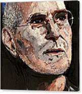 Steven Paul Jobs Canvas Print