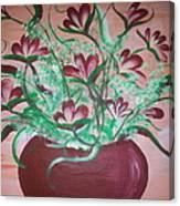 Still Life Floral Canvas Print