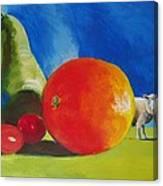 Still Life Painting Canvas Print