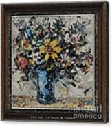 Still Life Stlife2 Canvas Print