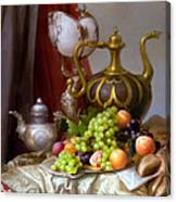 Still-life With A Glass Of Dutch Canvas Print