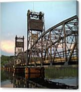 Stillwater Lift Bridge Canvas Print
