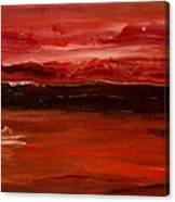 Stimulus - Sold Canvas Print
