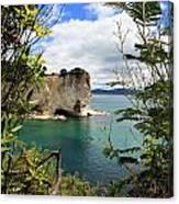 Stingray Bay Canvas Print