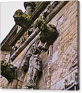 Stirling Castle Detail Canvas Print
