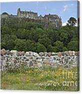Stirling Castle Scotland Canvas Print