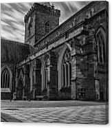 St.johns Kirk Perth Canvas Print