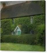 Stodmarsh House Canvas Print