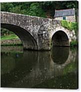 Stone Arch Bridge Canvas Print