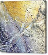 Stone Art Canvas Print
